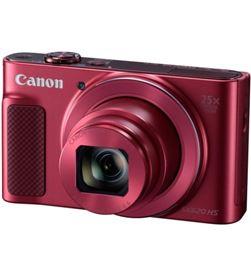 Canon powershot sx620hs rojo kit cámara compacta 20.2mp full hd 25x gran an KIT PWS SX620HS - 8714574643380