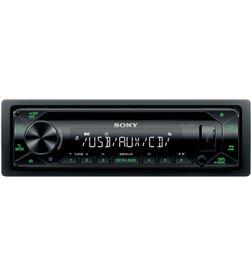 Sony CDX-G1302U receptor de cd para coche usb negro/verde pantalla lcd ampl - +95816