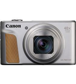 Canon POWERSHOT SX740hs plata cámara de fotos digital compacta 20.3mp uhd z - +20796