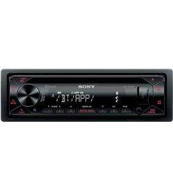 Sony MEX-N4300BT radio cd con tecnología inalámbrica usb y doble bluetooth - +20364