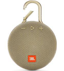 Jbl CLIP 3 DESERT altavoz portátil 3w rms bluetooth mosquetón integrado imp - +99344