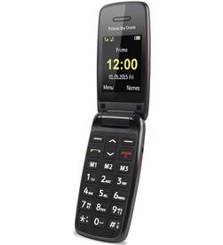 Todoelectro.es doro primo 401 rojo móvil senior 2'' bluetooth radio fm fácil uso - +98719