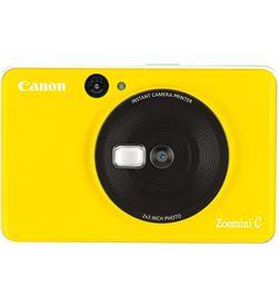 Canon zoemini c amarillo abejorro cámara 5mpx impresora instantánea 5x7.6cm ZOEMINI C BUMBL - +20455