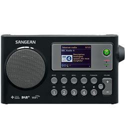 Sangean WFR-27 radio con internet Radio y Radio/CD - +93185