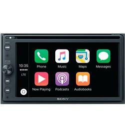 Sonyx XAV-AX205DB receptor de dvd radio dab con pantalla de 6.4'' para el c - 4548736056923