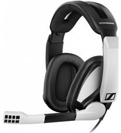 Sennheiser GSP 301 blanco auriculares con micro para gaming ajustable con d - +95947