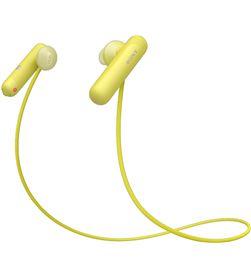 Sony WI-SP500 AMARILlo auriculares inalámbricos deportivos bluetooth nfc ip - +98332