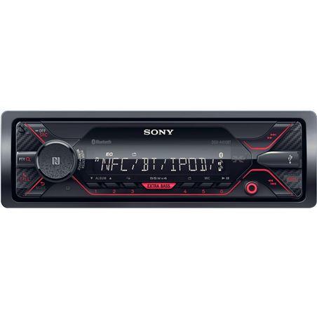 Sony DSX-A410BT receptor multimedia para coche con bluetooth nfc 4x55w pant