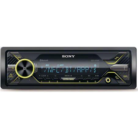 Sony DSX-A416BT receptor multimedia para coche con bluetooth nfc 4x55w pant