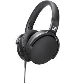 Sennheiser HD-400S auriculares over-ear hifi plegables con micrófono y cont - +99892