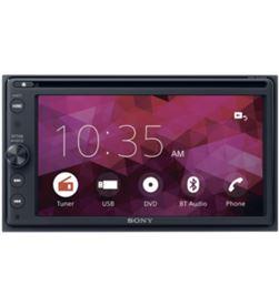 Sony XAV-AX200 receptor de dvd con pantalla de 6.4'' para el coche con blue - +99311