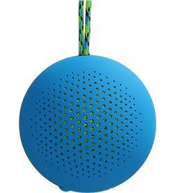 Todoelectro.es boompods rokpod azul altavoz portátil 3w rms bluetooth impermeable ipx7 rokpod azul p17 - +99957