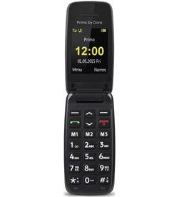 Todoelectro.es doro primo 401 negro móvil senior 2'' bluetooth radio fm fácil uso - +98647