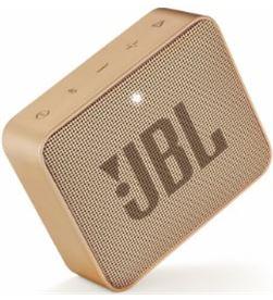 Jbl GO2 CHAMPAGNE altavoz inalámbrico portátil 3w rms bluetooth aux micrófo - +99330