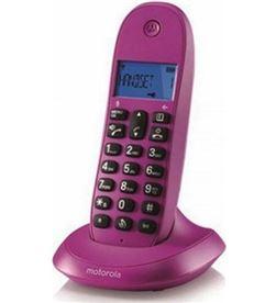 Motorola C1001LB+ VIOLETa teléfono inalámbrico con manos libres integrado - +96916
