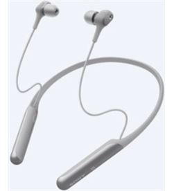 Sony wi-c600 plata auriculares inalámbricos de botón in-ear bluetooth nfc n WI-C600 SILVER - +21013