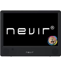 Nevir t.vertical c.10 nvr-7302-tdt10p2 10'' tv led nvr7302tdt10p - NVR7302TDT10P