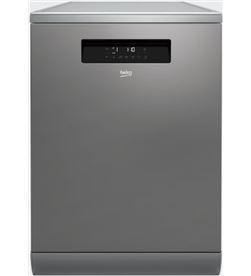 Beko lavavajillas 60 prosmart 10años / a+++ / 9,5 l / 8 prg / 14 cub / 3a bandej dfn38530x - DFN38530X