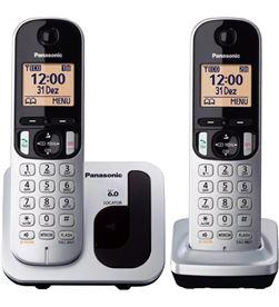 Telefono inal Panasonic kx-tgc212sps 1.6'' duo gris/negro KX_TGC212SPS - KXTGC212SPS