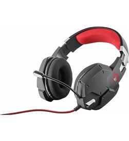 Trust 20408 auricular gaming gxt 322 carus negro Gaming - TRU20408