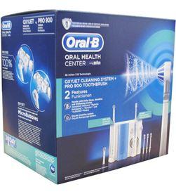 Cepillo dental Braun OC900 centro dental, 2 cabez Cepillo dental eléctrico - 4210201193746
