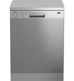 Beko DFN05321X lavavajillas 13 servicios 5 programas 49 db clase a++ acero - BEKDFN05321X