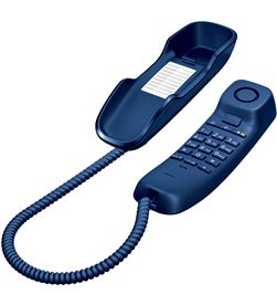Todoelectro.es telefono fijo gigaset da210 azul s30054-s6527-r1 - 08165561