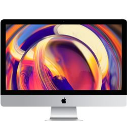 Apple imac 27 retina 5k sixcore i5 3.7ghz/8gb/2tb fusión drive/radeon pro 580x mrr12y/a - APL-IMAC MRR12YA