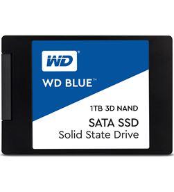 Todoelectro.es disco sólido western digital blue 3d nand 1tb - sata iii - 2.5'' / 6.35cm - wds100t2b0a - WD-SSD WDS100T2B0A