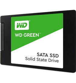 Todoelectro.es disco sólido western digital green wds120g2g0a - 120gb - sata iii - 2.5''/ - WD-SSD WDS120G2G0A