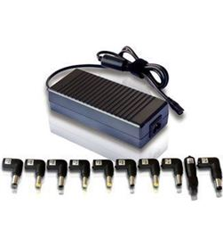 Leotec -NOTE HOME 120W UNIV cargador universal de portátil - 120w - automático - voltaje sal lencshome08 - LEO-NOTE HOME 120W UN