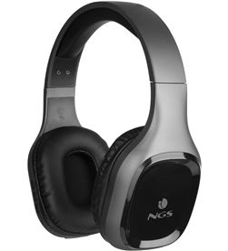 Ngs ARTICASLOTHGRAY auriculares bluetooth ártica sloth gray - bt5.0 - entrada aux 3.5mm - f - NGS-AUR ARTICASLOTHGRAY