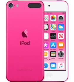 Apple ipod touch 256gb rosa - mvj82py/a Reproductores MP3/4/5 - APL-IPODTOUCH MVJ82PYA