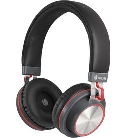 Auriculares bluetooth Ngs ártica patrol red - bt 4.2 - alcance 10m - micróf ARTICAPATROLRED - NGS-AUR ARTICAPATROLRED