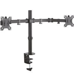 Soporte de mesa con doble brazo articulado Aisens DT32TSR-041 para pantalla - AIS-SOPORTE DT32TSR-041