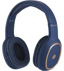 Auriculares bluetooth Ngs ártica pride blue - alcance 10m - micrófono - dia ARTICAPRIDEBLUE - NGS-AUR ARTICA PRIDE BLUE