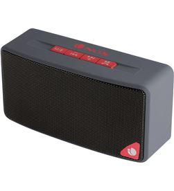 Altavoz bluetooth Ngs roller joy gray - 3w- radio fm - usb - ranura tarjeta ROLLERJOYGRAY - ROLLERJOYGRAY