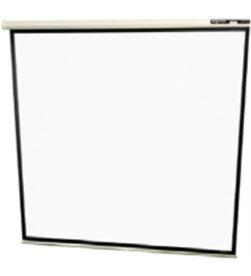 Approx -PAN MURAL 200X200 pantalla de proyeccion 200x200 alta calidad tela blanco mate bordes appp200 - APP-PAN MURAL 200X200