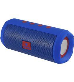 Altavoz bluetooth Ngs roller tumbler blue - bt 4.2 - 6w - radio fm - usb - ROLLERTUMBLERBL - NGS-ALT ROLLERTUMBLERBLUE