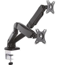 Todoelectro.es soporte de mesa con doble brazo articulado aisens dt27tsr-045 para pantalla - AIS-SOPORTE DT27TSR-045