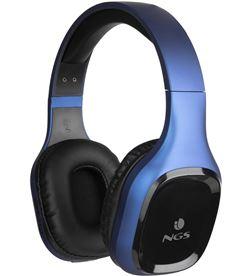 Ngs ARTICASLOTHBLUE auriculares bluetooth ártica sloth blue - bt5.0 - entrada aux 3.5mm - f - NGS-AUR ARTICASLOTHBLUE
