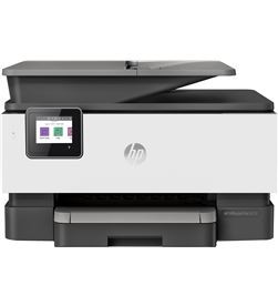 Multifunción Hp wifi con fax officejet pro 9010 - 22/18 ppm - duplex - scan 3UK83B - HP-MULT OFI 9010
