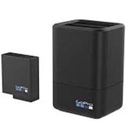 Gopro AADBD-001 go pro cargador de batería dual + batería para cámara hero5 black - 0818279018431