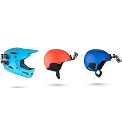 Soporte frontal y lateral para casco Gopro GPROAHFSM_001 - AHFSM-001