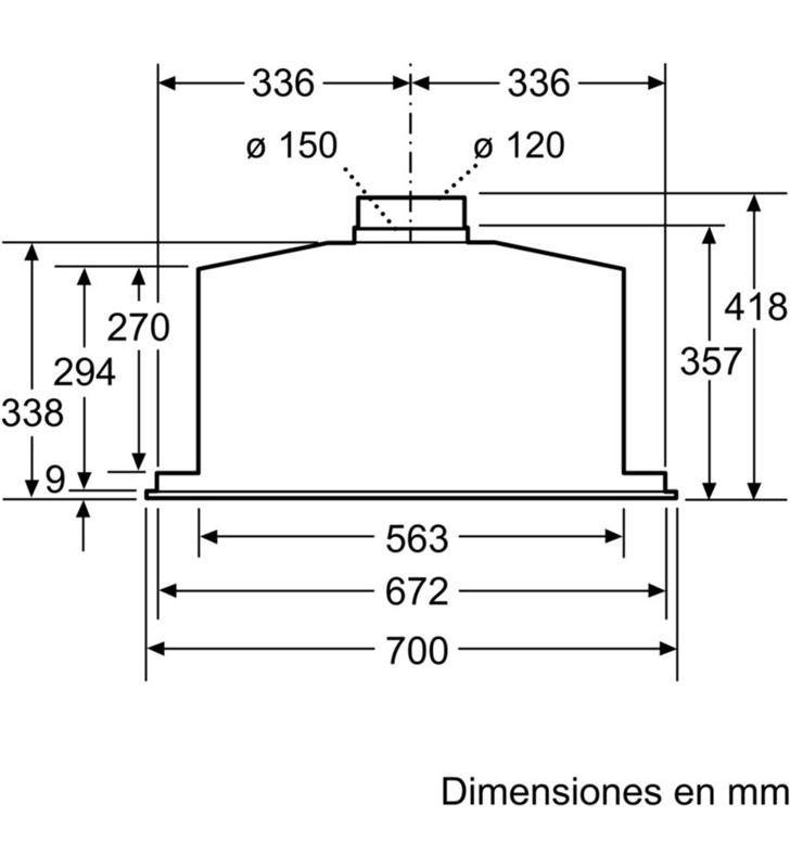 Balay 3bf277ex Campanas convencionales - 70305674_3554790700