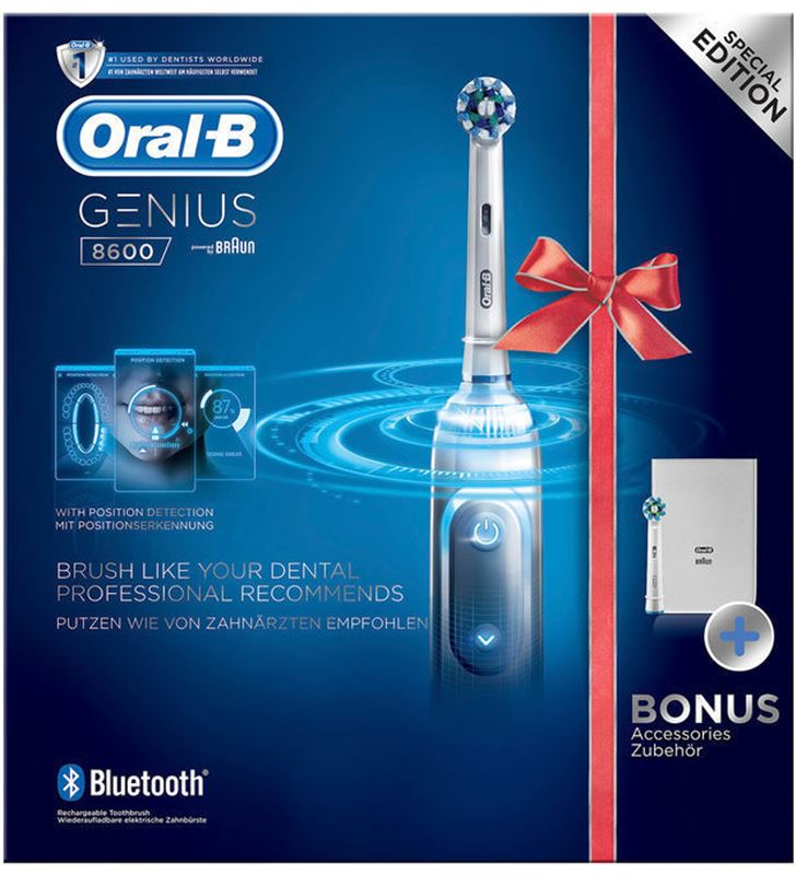 Cepillo dental Braun PRO8600 genius 8 Cepillo dental eléctrico - 65499873_9141508639