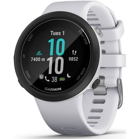Garmin swim 2 negro con correa blanca piedra 42mm smartwatch diseñado para SWIM 2 WHITESTO - 76458894_1510141075