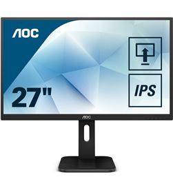 Aoc 27P1 monitor led multimedia - 27''/68.5cm - 1920*1080 - 16:9 - 250cd/m2 - AOC-M 27P1