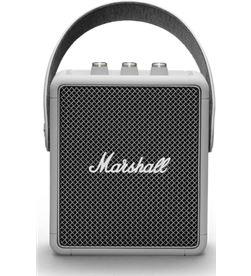 Marshall STOCKWELL II GRis altavoz portátil bluetooth 20w de diseño compact - STOCKWELL II GREY
