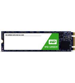 Todoelectro.es disco sólido western digital green wds240g2g0b - 240gb - sata iii - m.2 2 - WD-SSD WDS240G2G0B